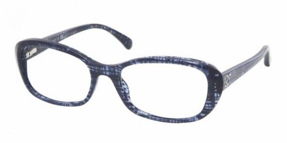 Chanel CH 3187 Chanel CH3187 1205 BLUE TWEED Chanel Glasses | Chanel Prescription Glasses from EyewearBrands