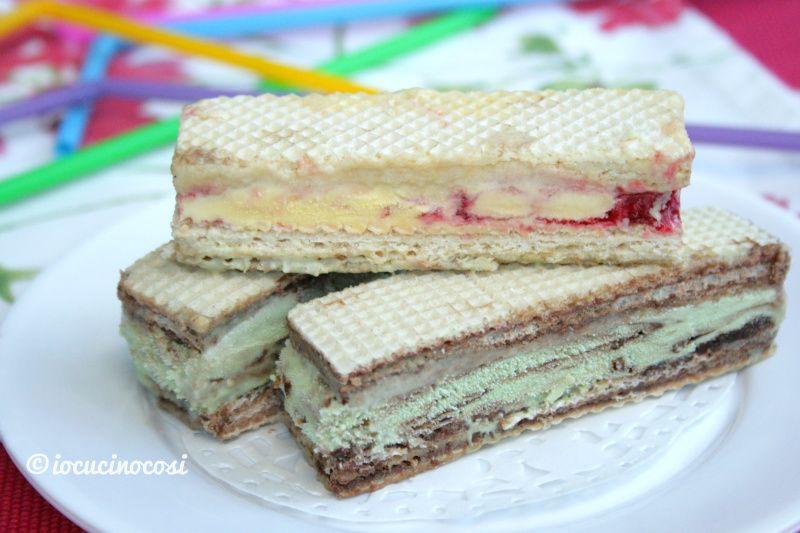 Photo of Wafer gelato – Idea dolce facile e veloce   io cucino così