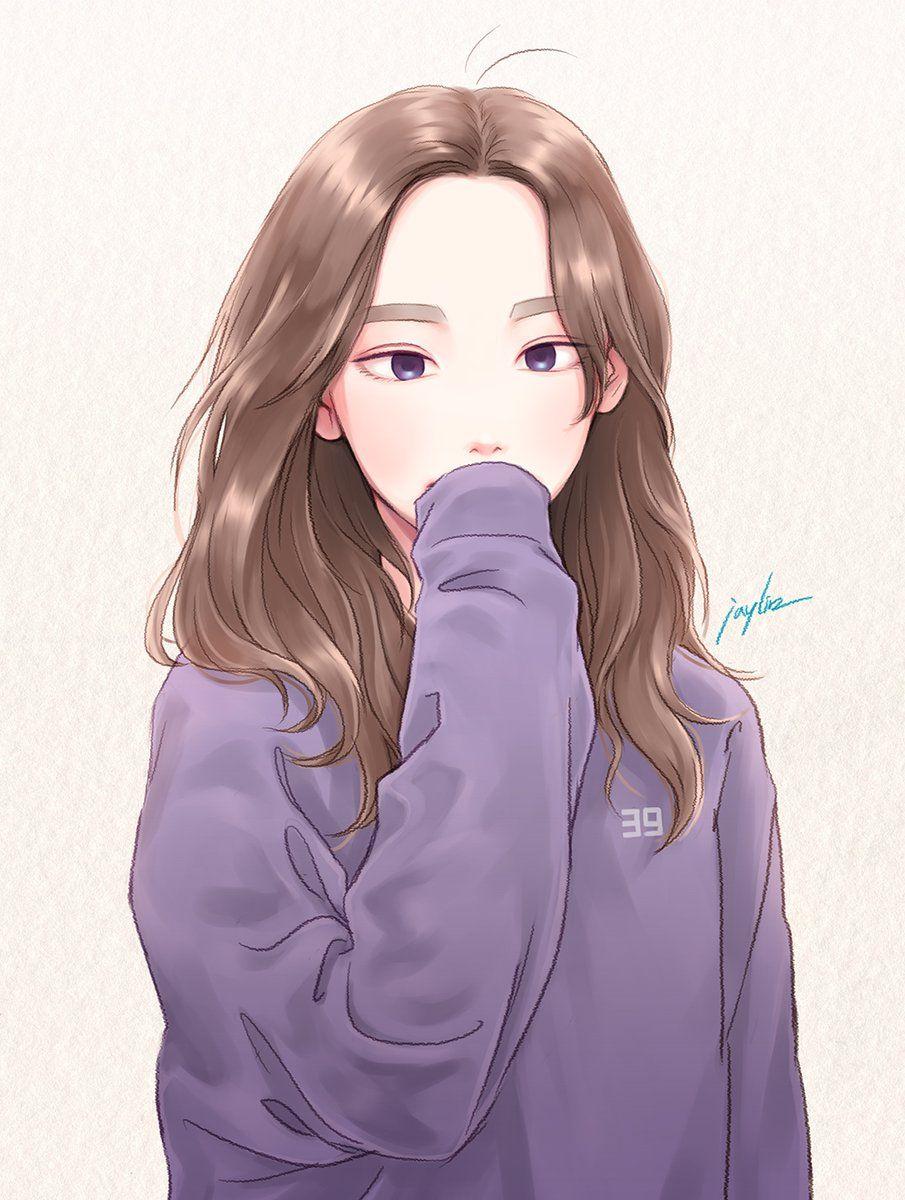 Tae Tae Gadis animasi, Gadis manga, Ilustrasi karakter