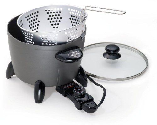 Presto 06003 Options Electric Multi Cooker Steamer This Is An