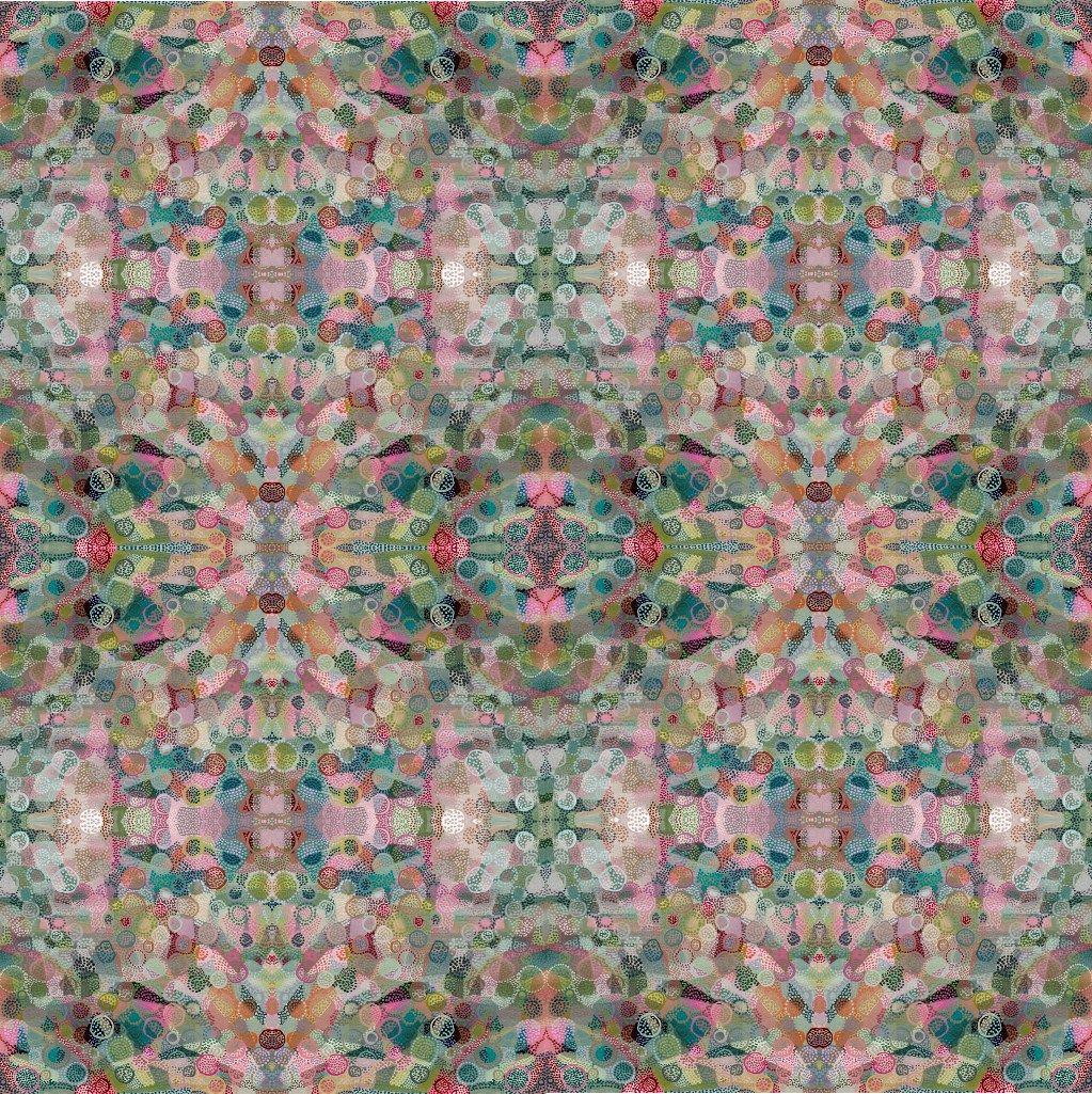 Dream on  Designed by Lena Hautoniemi  Buy the wallpaper at www.wingbudwallpaper.com