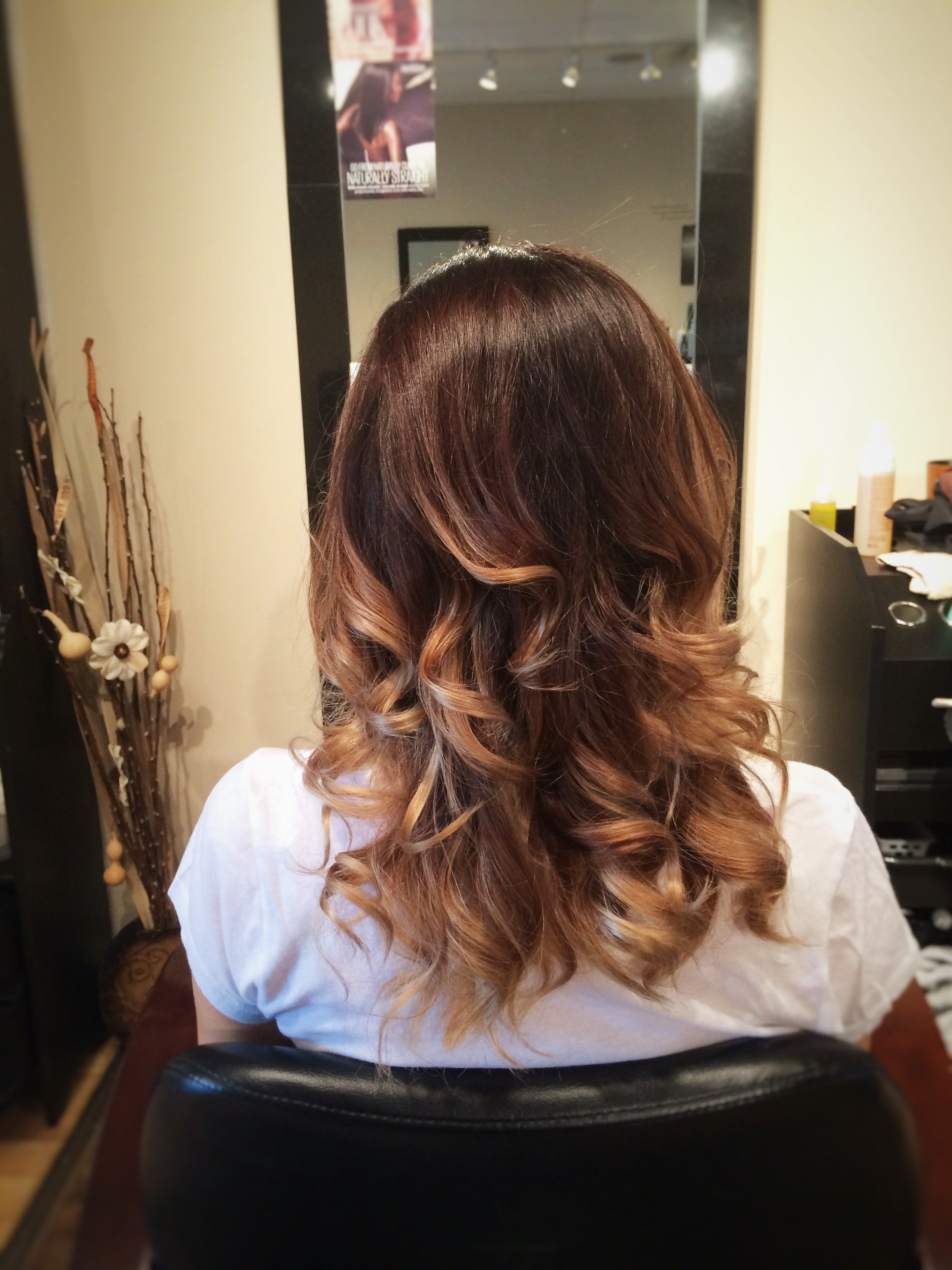 Balayage Beauty  .In Bloom.