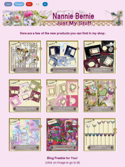 """Ad:New Scrapkit """"I Do I Do"""", Quick Pages, CU Products, and More  from Nannie Bernie!https://madmimi.com/s/0c0315"""