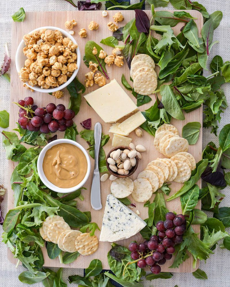 Countdown: 10 days until the first day of Spring, so get those cheeseboards ready!