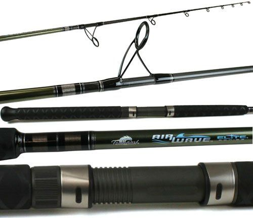 Tsunami Airwave Elite Series Tsawebs 701hj Spinning Rod Learn More By Visiting The Image Link Surf Rods Spinning Rods Tsunami