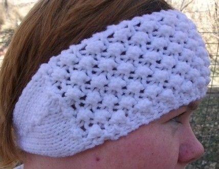 Ear Warmer Headband Knitting Pattern Free Knitting Patterns