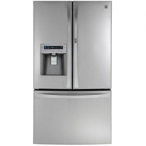 Best French Door Refrigerators 2020 Counter Depth And Top Rated French Door Refrigerators Refrigerator Sale Stainless Refrigerator Kenmore Elite Refrigerator