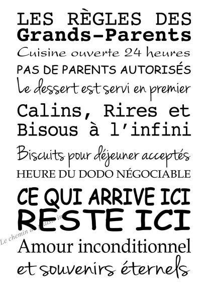 Grands Parents Citation Humour Histoiredrole Rire