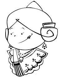 Dibujos De Falleras Infantiles Buscar Con Google Flamenco Te