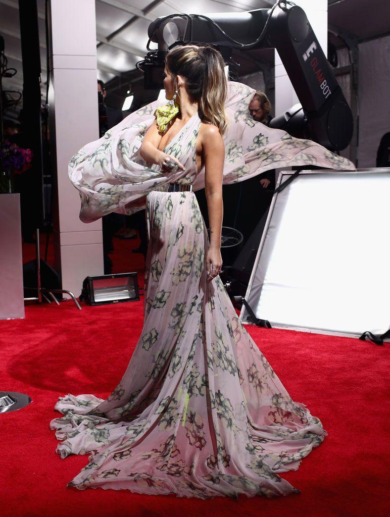 Maren Morris Attends The 61st Annual Grammy Awards At Staples Center