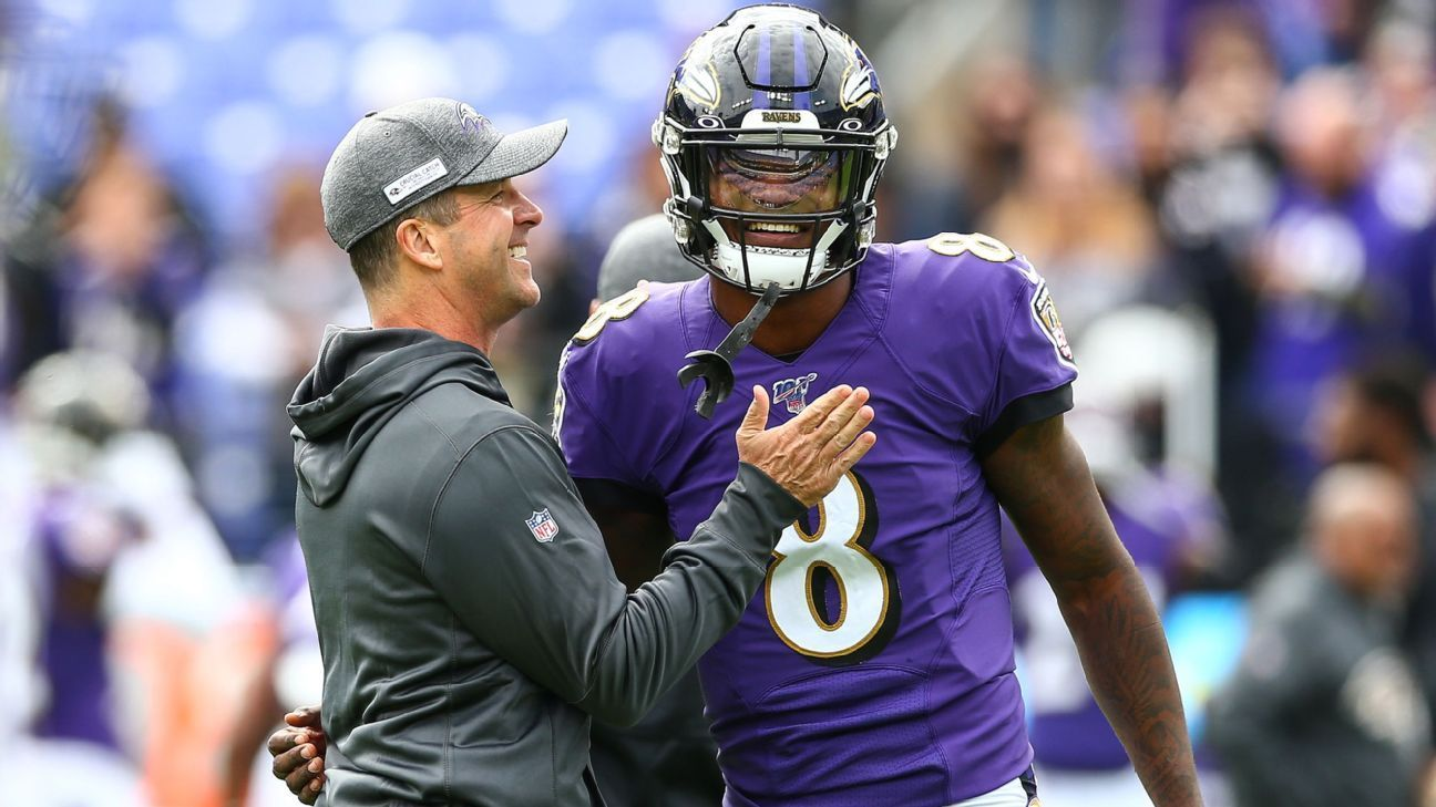 Why Lamar Jackson and John Harbaugh needed each other, and