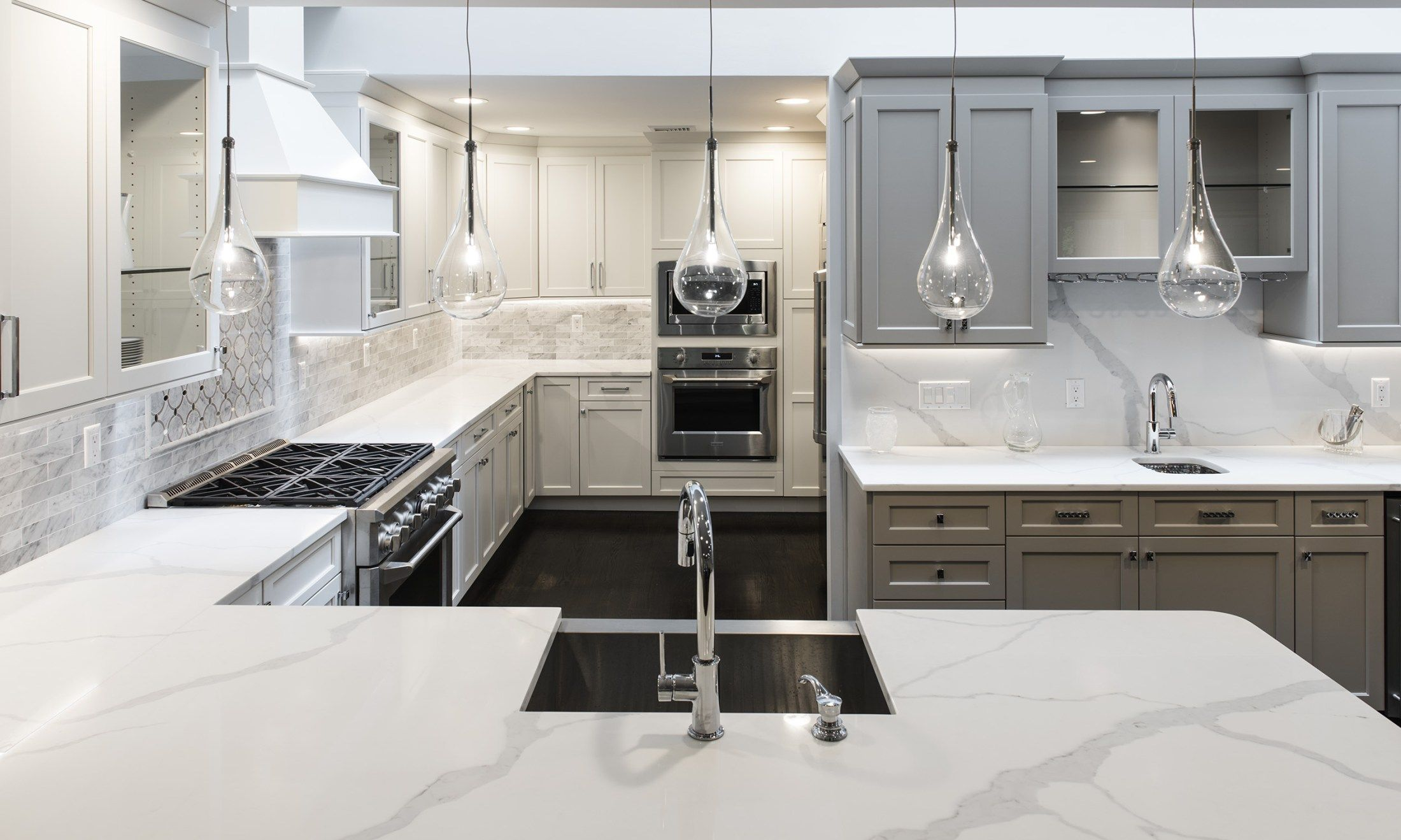 This Aurea Stone Divine Quartz Countertop Is Now In Stock At Dwyer