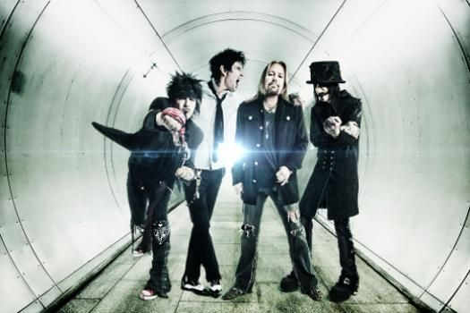 Motley Crüe To Split After One More Album And Tour