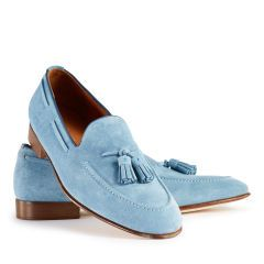 Suede Chessington Loafer - Ralph Lauren Casual - RalphLauren.com