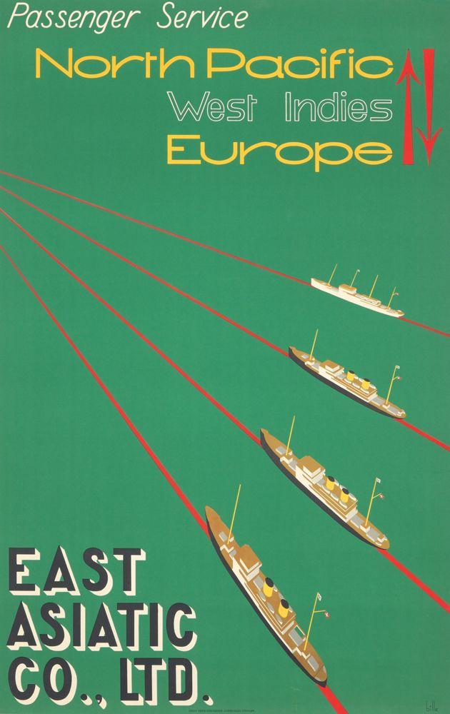 The East Asiatic Co. Ltd. ca. 1935