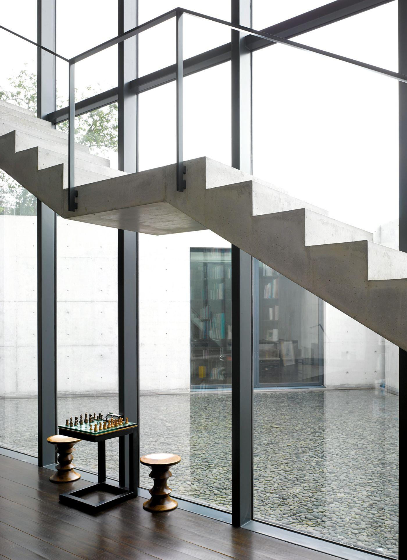 tadao ando treppe h user magazin architektur pinterest treppe magazin und h uschen. Black Bedroom Furniture Sets. Home Design Ideas