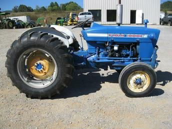 Allis Chalmers A Ford Tractors Ford Tractors