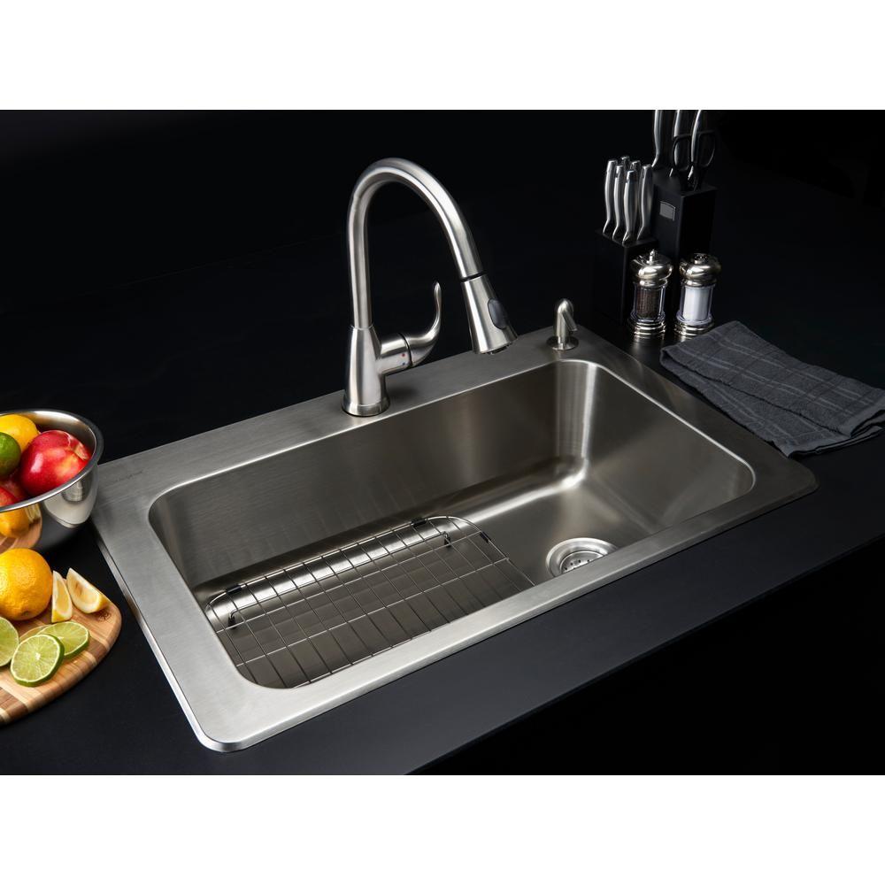 single bowl kitchen sink sink