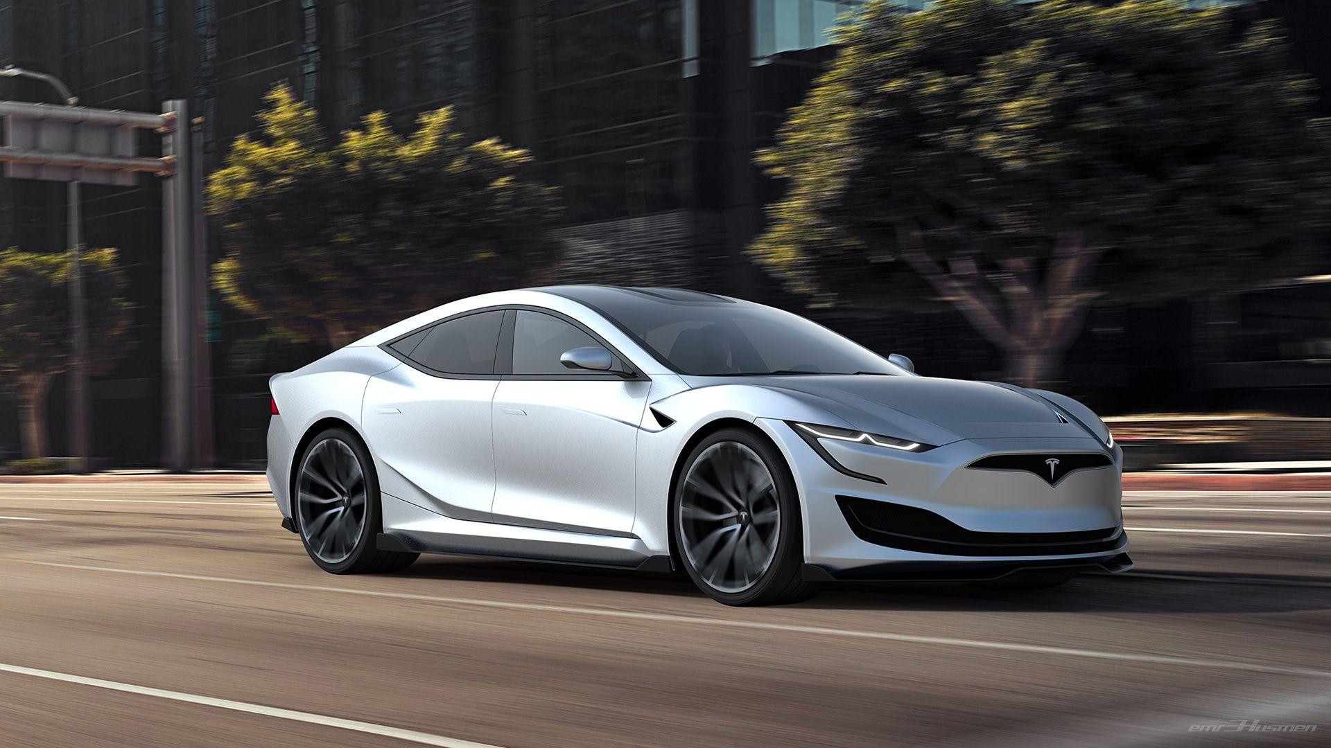 Next Tesla Model S On Behance Tesla Model S Tesla Model Tesla Car