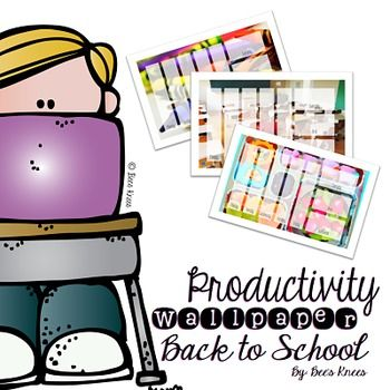 Productivity Wallpapers Back To School Back To School Wallpaper