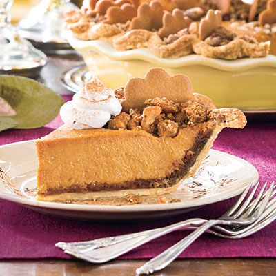 Pumpkin Pie Spectacular—truly spectacular!
