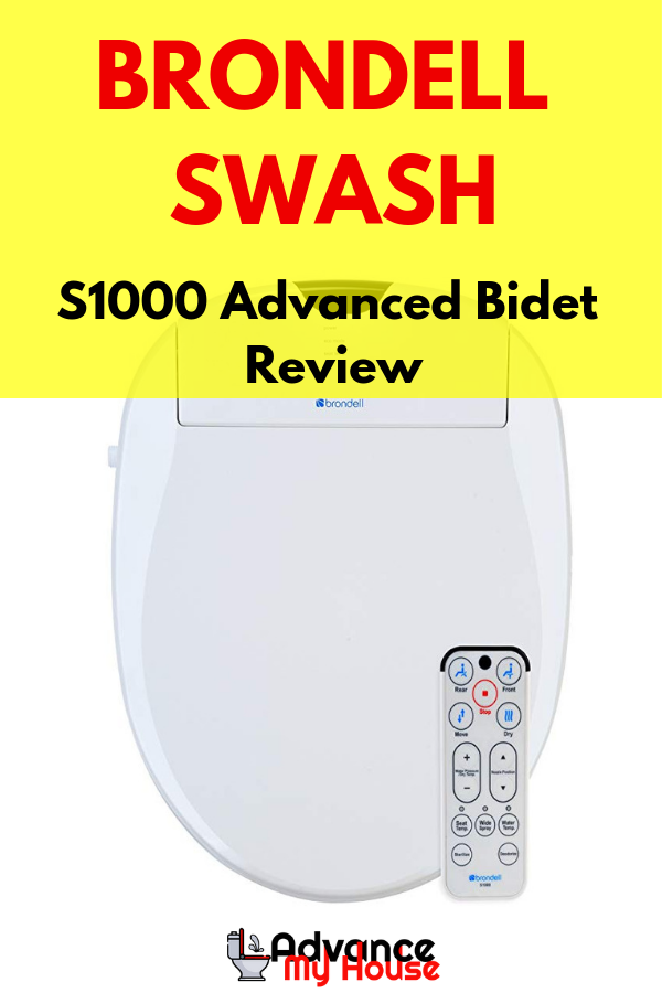 Brondell S1000 Ew Swash 1000 Advanced Bidet Review Heating