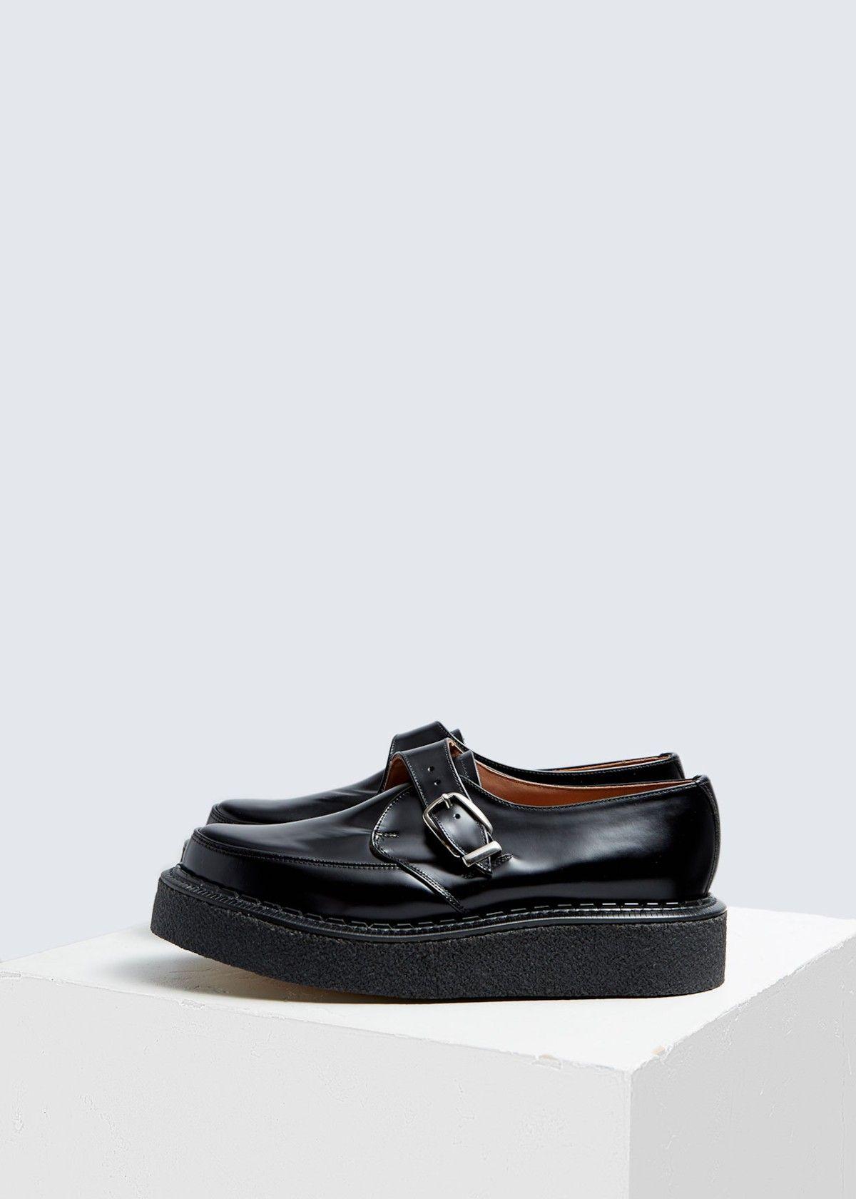 954ba202e5f3c2 Comme des Garcons Homme Plus George Cox Monk Strap Shoe