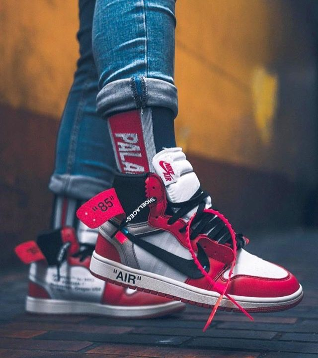 new concept a85dd dceae Air Jordan 1 X off white