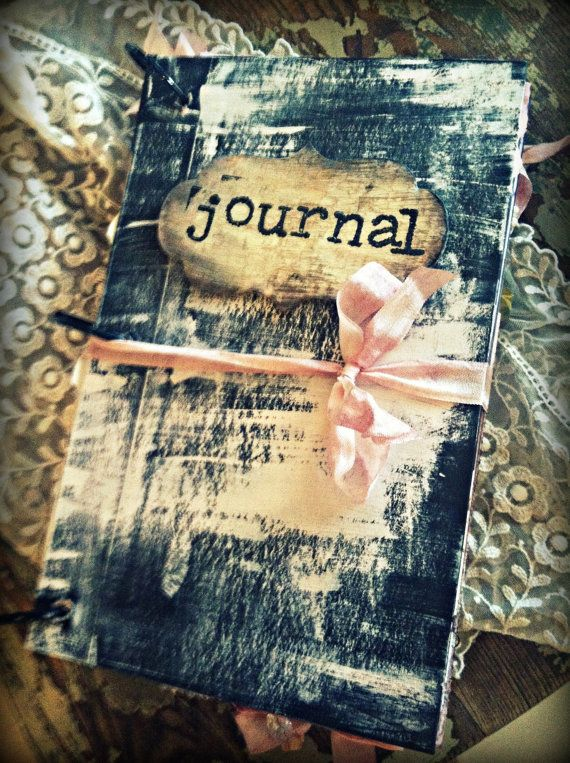Custom prayer journal shabbyscrap.etsy.com  $45.00