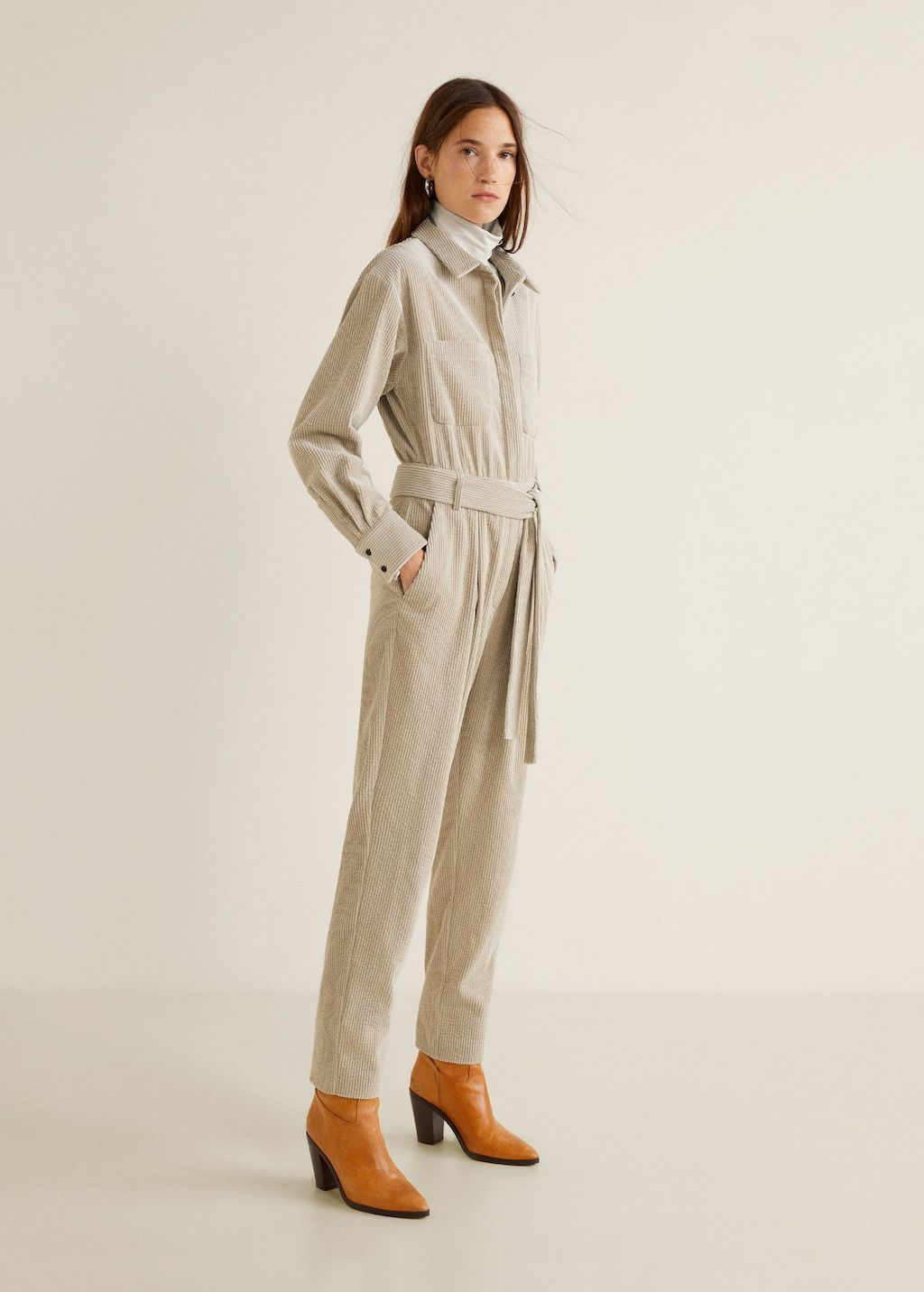 8bd45ec67f Corduroy jumpsuit - Women in 2019