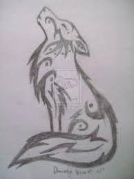 Resultado De Imagen Para Lobo Facil De Dibujar Dibujos Dibujos