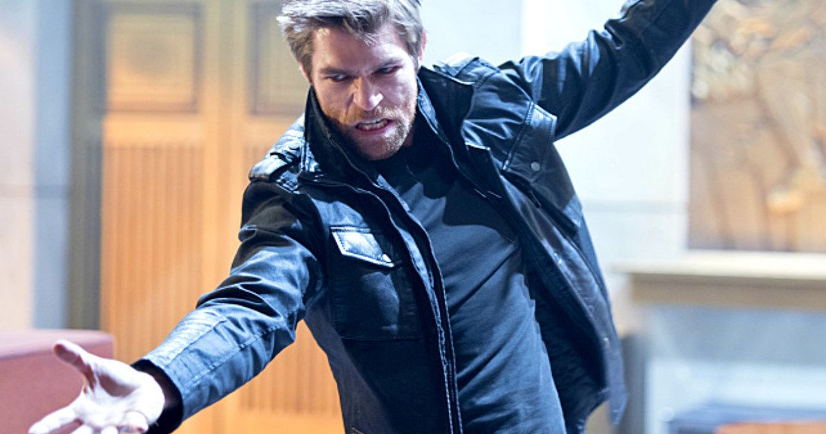 Flash Preview Introduces Liam McIntyre as Weather Wizard