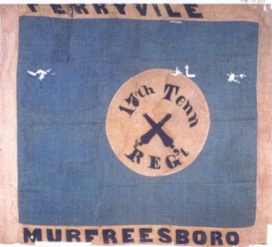 Hardee Pattern Battle Flag Of The 27th Tennessee Regiment With Battle Honors For The Battle Of Perryvill Civil War Flags Civil War History Civil War Newspaper