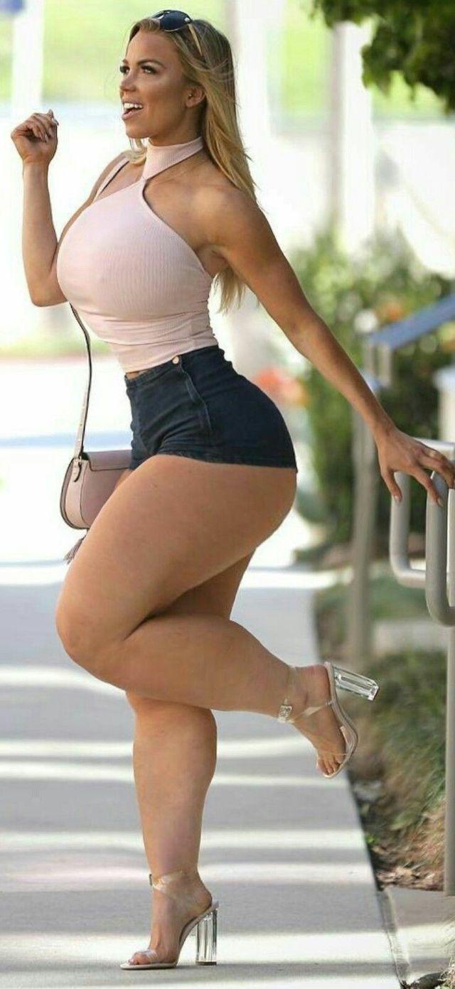 DIANE: Mature street booty