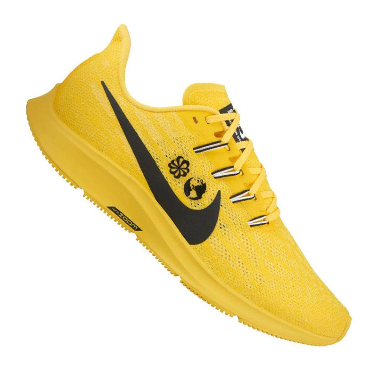 Buty Biegowe Nike Air Zoom Pegasus 36 Cody M Ci1723 700 Zolte Nike Air Nike Air Zoom Pegasus Nike