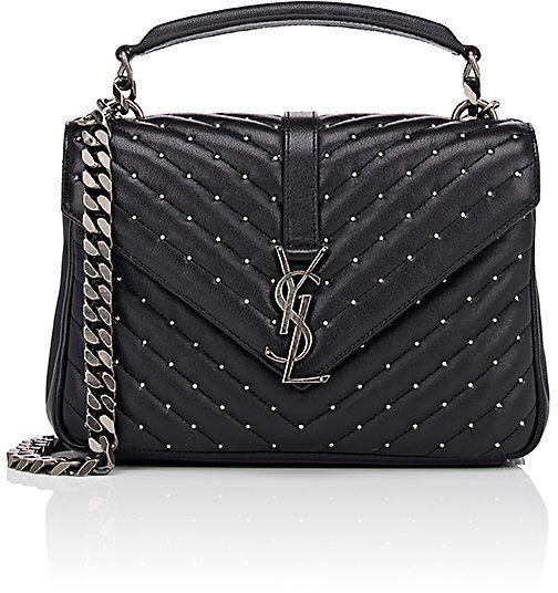 d2689acc059 Saint Laurent Women's Monogram College Medium Shoulder Bag | Buy the ...