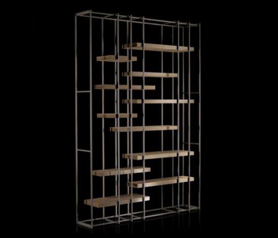 17 Minimalistische Regalsystem Designs Für Das Moderne Wohnzimmer |  Minimalisti.com