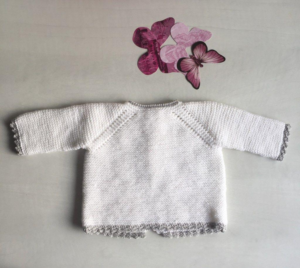 Jersey de bebe en varias tallas 0 a 6 meses | punto niños ...