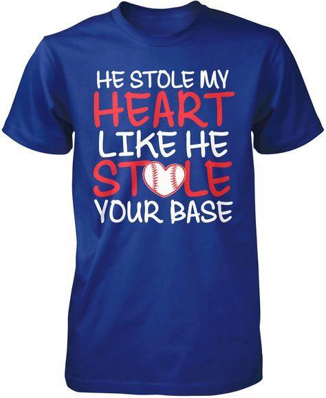 He Stole My Heart Like He Stole Your Base