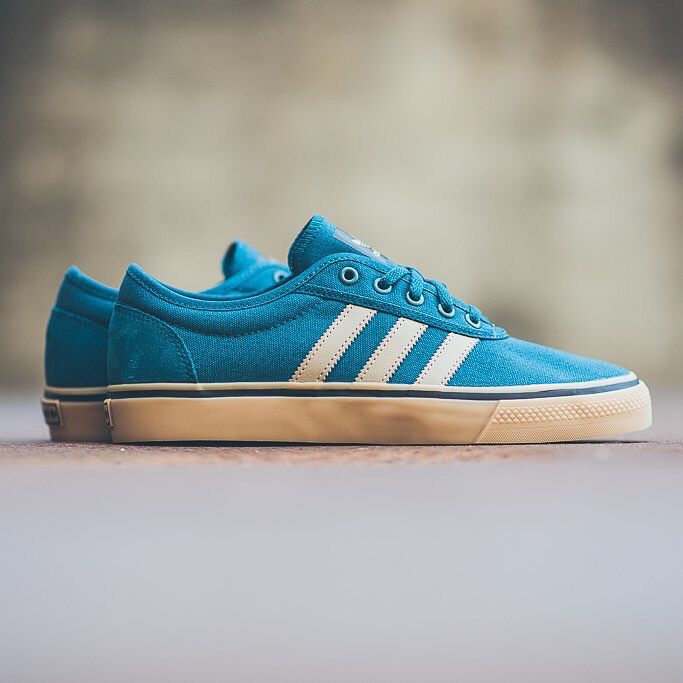 adidas Skateboarding Adi-Ease: Forest Green