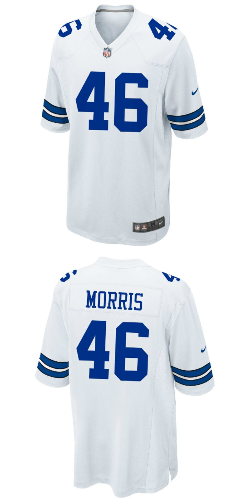huge discount a65cf 988bc UP TO 70% OFF. Allen Hurns Dallas Cowboys Nike Game Jersey ...