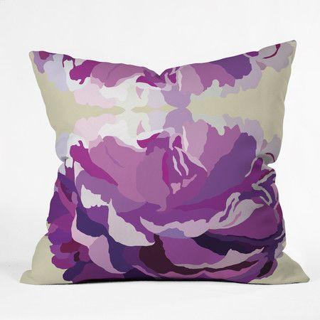 You Should See This Gabi Jardin Throw Pillow On Daily Sales Throw Pillows Deny Designs Pillows