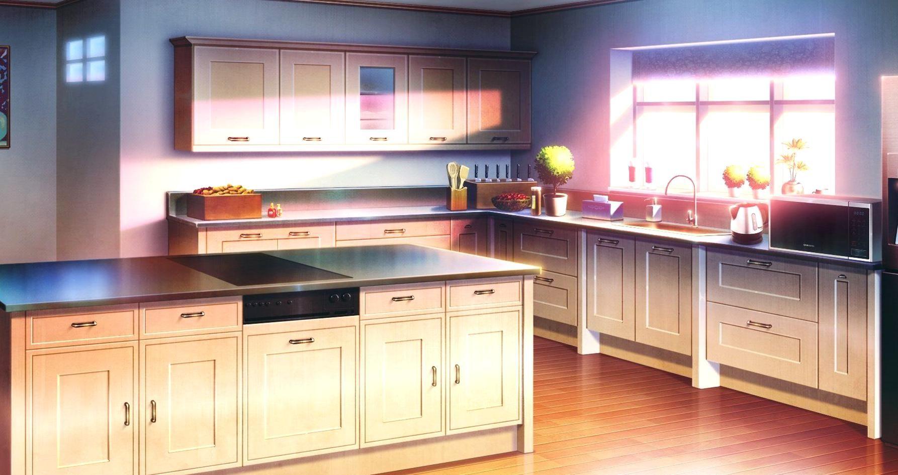 Cozinha Anime Kitchen Cabinets Home Decor Kitchen