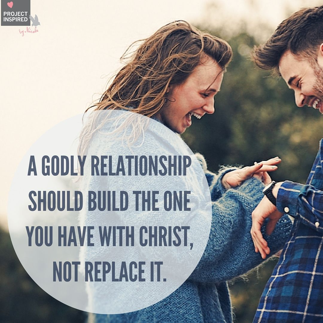 Intimacy in dating christian