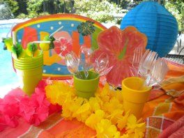 Pool Party Ideas Kids kids pool party water bottle favors Find This Pin And More On Kids Pool Party Ideas