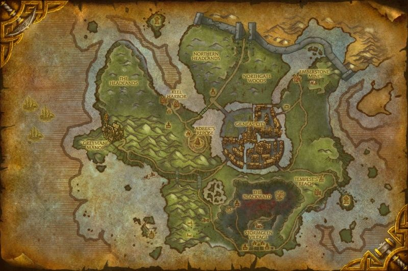 How Do I Get To Loch Modan From Ironforge