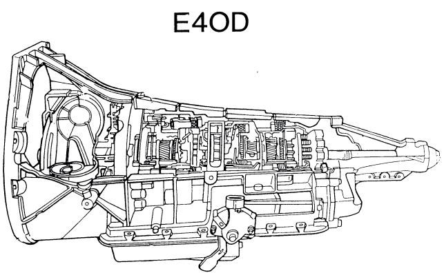 PDF ONLINE - Ford E40D