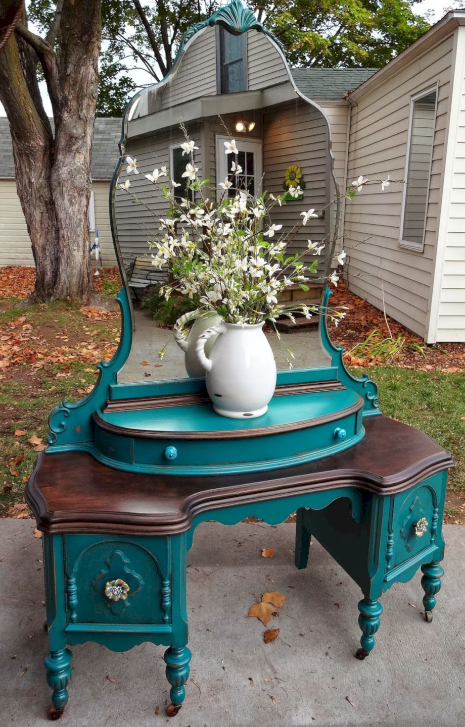 two tone furniture painting. 50 Incredible Two Tone Furniture Painting Design Ideas