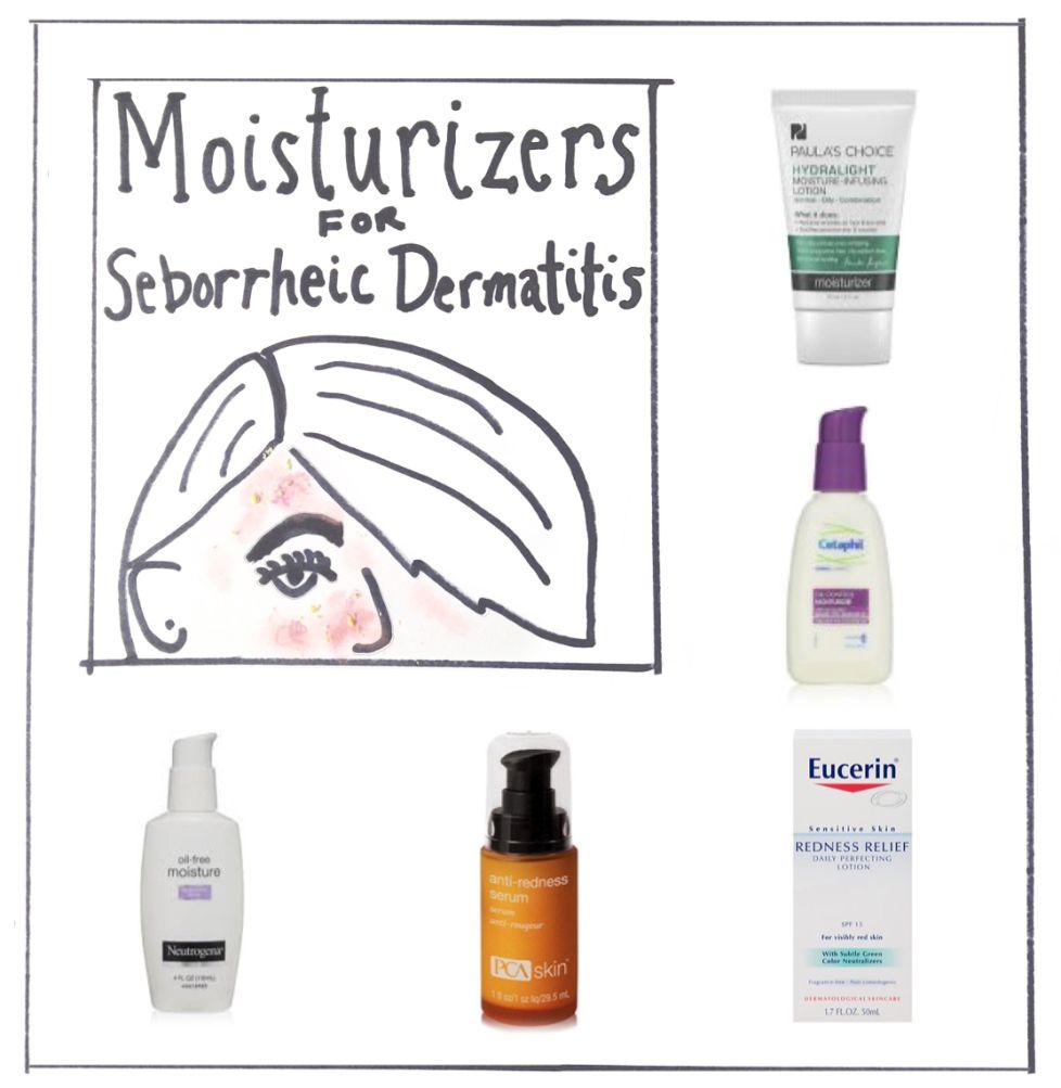 The Best Moisturizers For Seborrheic Dermatitis And Sensitive Skin In General Seborrheic Dermatitis Moisturizer For Sensitive Skin Sensitive Skin