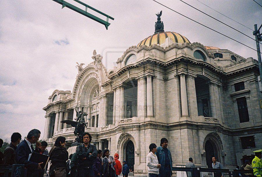 Palacio de Bellas Artes by MasterPei.deviantart.com on @deviantART